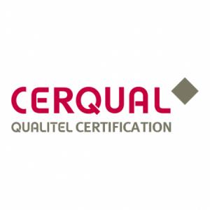 Les partenaires d'Enexco : CERQUAL QUALITEL CERTIFICATION